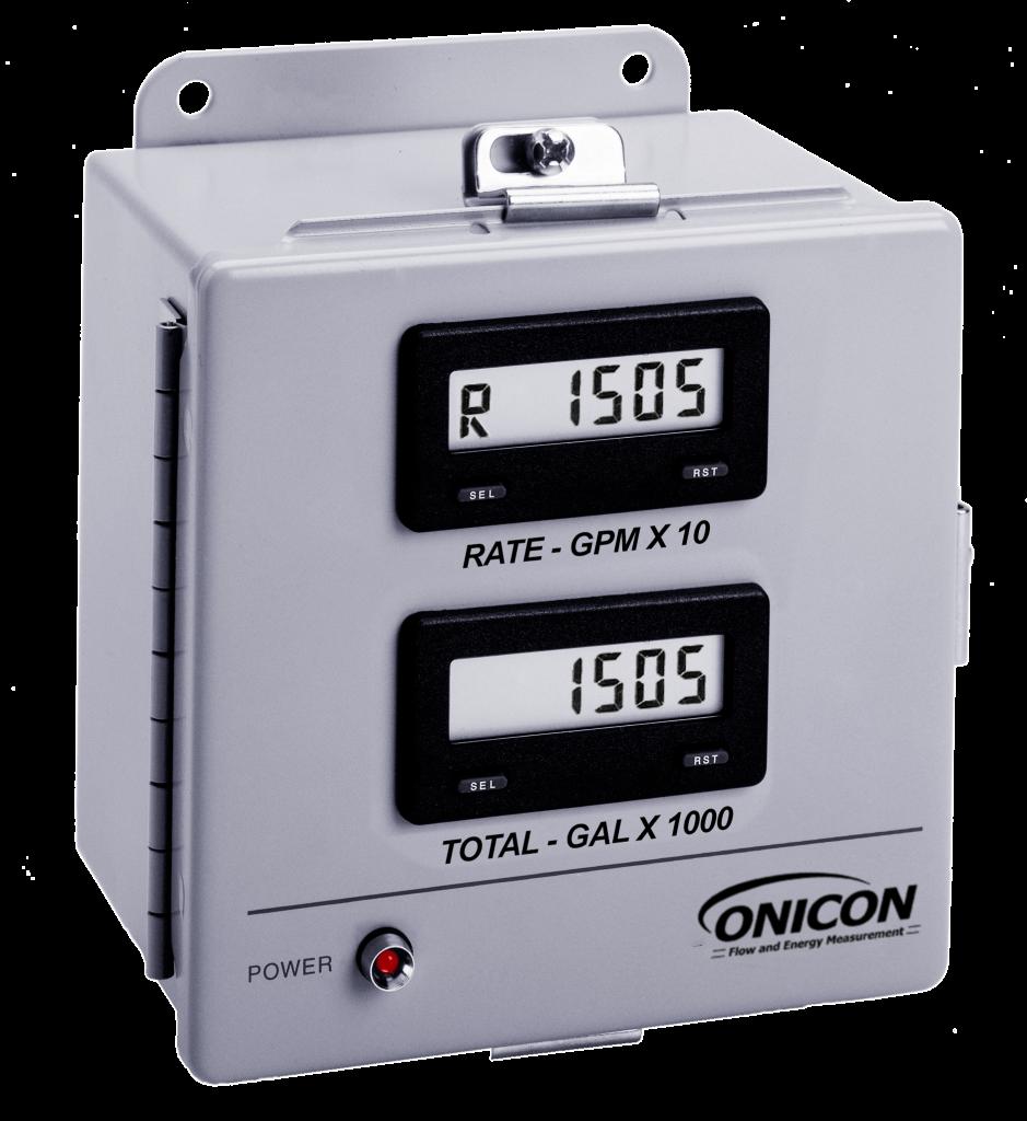 D-1200 Series Multi-flow Meter Display