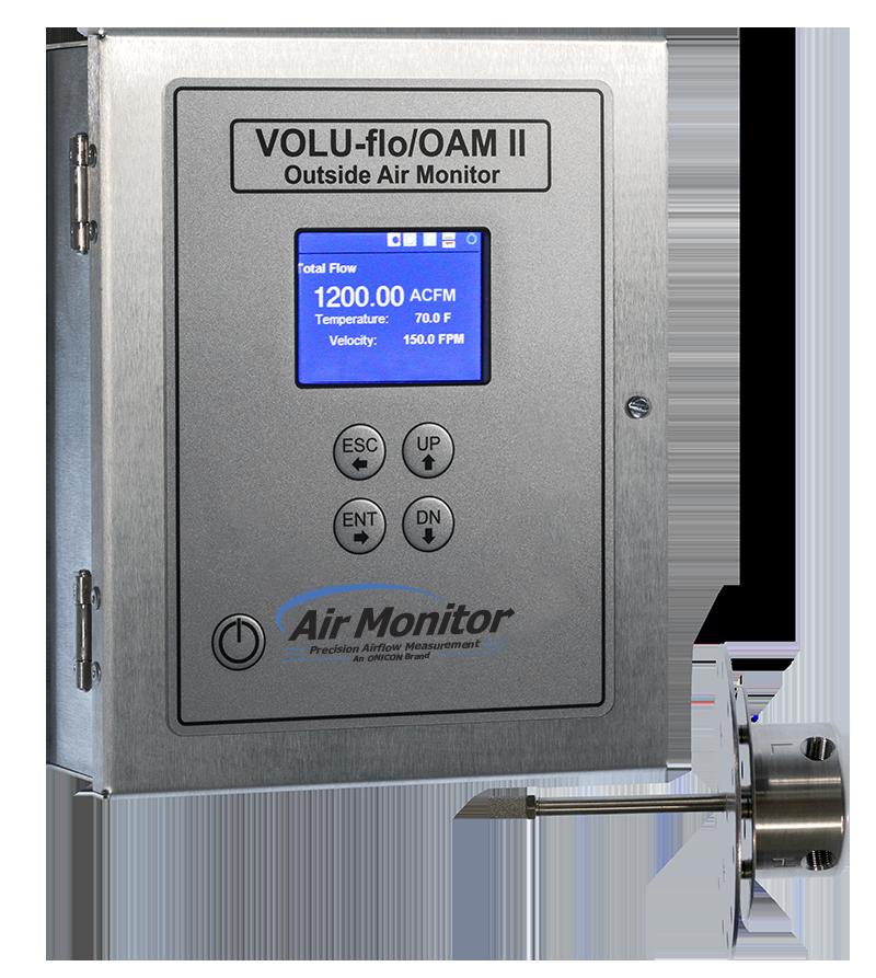 OAM II Outdoor Airflow Measurement System